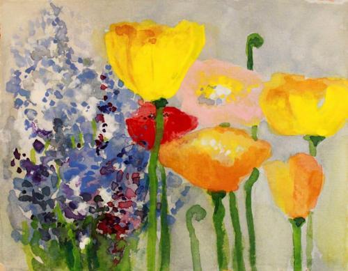 Blumen, HOPP´s MAL Kunstschule